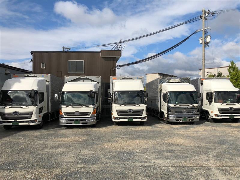 一般貨物運送は大阪府寝屋川市の株式会社ICSE